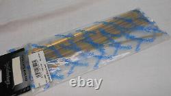 NOS Campagnolo Shamal Gold front spoke kit KIT-04SH part #140731