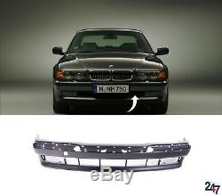 New Bmw 7 Series 1994-2001 E38 Front Bumper With Tow Hook And Fog Light Holes