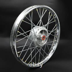 New Front&rear Wheel Rim Hub Spokes For Honda Trail Ct90 Ct200 Us