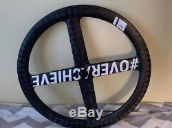 New Giant TT Wheel set Rear Disc and 4 Spoke front Wheels Tubular/Shimano