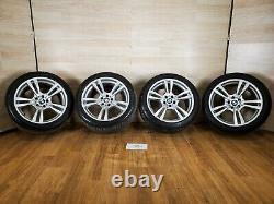 OEM BMW E70 E71 X5M X6M Front Rear Rims Wheels R20 10J 11J V Spoke 299 SET