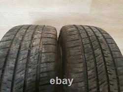 OEM BMW E82 E88 Front Rear Rims Wheels R18 7.5J 8.5J M Double Spoke 261 SET