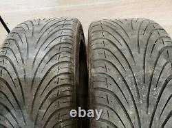 OEM BMW E88 E82 Front Rear Rims Wheels R18 7.5J 8.5J Dual Spoke 261 SET