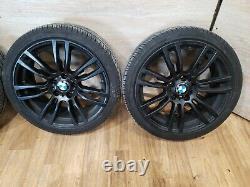 OEM BMW F30 F32 F36 Front Rear Rims Wheels R19 8.5J 8J M Star-Spoke 403 SET
