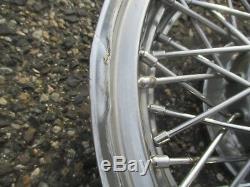Oldsmobile Cutlass 14 inch metal wire spoke hubcaps wheel covers set