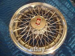 Regency 98 Royale Delta 88 Toronado Wheel Cover Hubcap 56 Spoke Used Oldsmobile