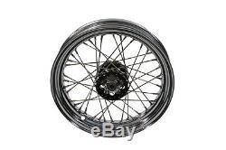 Replica Harley Davidson Panhead Knucklehead UL WL 16 Front or Rear Spoke Wheel