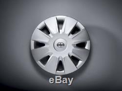 Scion xA 2004 2006 8 Spoke Wheel Covers (4) OEM NEW