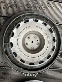 Vintage Chevy Hubcaps Wheel Cover Wire Spoke Monte Carlo 14 Set 4 OEM
