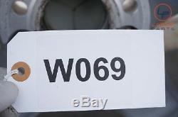 W069 R230 Mercedes 03-12 Sl 18 5 Spoke Alloy Wheel Set Wheels Rims Front Rear