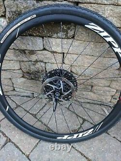 Zipp 30 Course Clincher Disc Brake Wheelset 700c 24 Spokes 10/11- Speed
