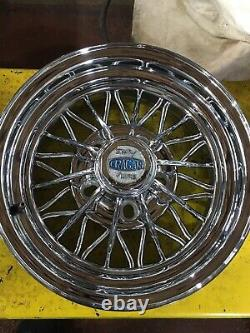 13 Cragar 30 Spoke Wire Wheels