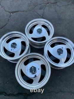 15 Jantes En Alliage D'aluminium American Vintage Racing 6 Lug
