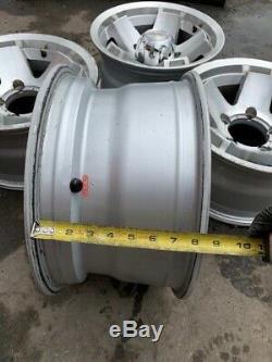 15 Roues En Alliage Jantes En Alliage D'aluminium Nitro 5x139.7 5x5.5 15x8