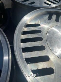 15 Roues Rims Aluminium Alliage Ar55 American Racing 4 Lug 4x108 4x4.25 Vintage