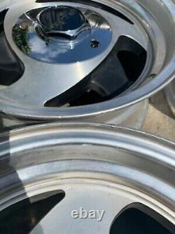 15 Roues Vintage Rims Alliage Mag American Racing Tri Spoke Blade Directional