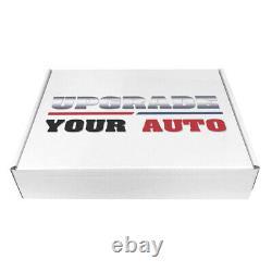 17 Skins De Roues Chrome 8 Lug Rim Couvre Les Bouchons Hub Pour 2005-07 Ford F250 F350 4x4