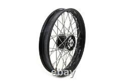 18 Replica Front Or Rear Spoke Wheel S'adapte Harley-davidson