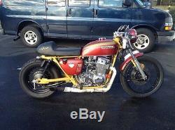 1969-78 Honda Cb750 Cb Cafe Racer Jantes Roues Avant 19 Arrière 16 Rayons Harley