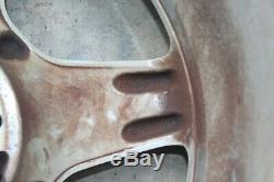 2003 Mercedes W208 Clk430 Conve # 123 Jantes 17 Roues De Jantes Amg 5 Branches Pneus