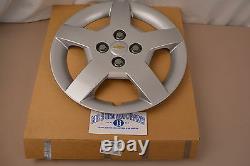 2005 2006 2007 2008 Chevrolet Cobalt 15 Silver 5-spoke Wheel Cover Hub Cap Oem