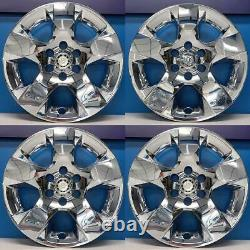 2019-2021 Ram 1500 Big Horn Modèle # Imp435x 18 5 Skins De Roue Spoke Crome Set/4