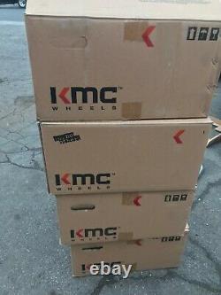 20 Gris Jantes 300 Chargeur Magnum Challenger Oem Usine Kmc