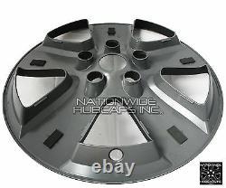 4 Black 20 Skins De Roue Ajustement Dodge Ram 1500 2009-2012 Casquettes Hub 5 Couvertures Spoke Rim
