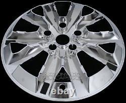 4 Fit Dodge Durango Sxt 2014-18 Chrome 18 Skins Hub Casquettes Couvertures Pleines