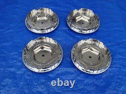 94 95 96 Chevy Impala Ss 17 5 Spoke Wheel Hub Center Caps Ensemble De 4