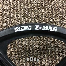 Acs Z-mag 5 Spoke Mag Bmx Roues Noir 20 Set Roues Libres