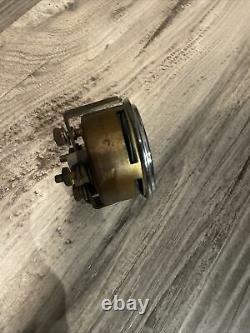 Ailes Stewart Warner D'origine Amplificateur De Jauge D'instrument Panneau Dash Hotrod Scta Trog