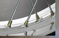 Avant Et Arriere Spoke Modèles Set Pour Branches Kawasaki Kh500 Z650b
