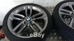 Bmw 1 2 Série F21 F22 18 M Sport Double Spoke 461 Set Of Roues En Alliage 7846784