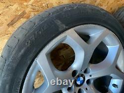 Bmw E70 E71 E72 20 Inch Staggered Wheels Rims La Spoke Style 214 Set Oem 101mk