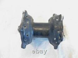Bmw F800gs & F800 Gs Aventure Black Spoked Avant Roue Rim Hub 36317704465