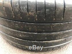 Bmw G30 Alloys & Pneus La V Spoke 759i 20 Pouces À L'avant / Arrière Pn 8053501/8053502