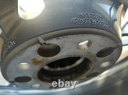 Bmw M3 & M4 Style 666m Oem 10 Double Spoke 20 Roue/pneu/tpms & Center Caps