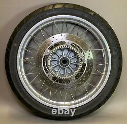 Bmw Moto Spoked Wheel Set R1200gs & Adventure 2005-2012
