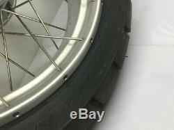 Bmw R1200 Gs K50 K51 2013 2017 Roues À Rayons Paire Complète Avant Et Arrière