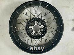 Bmw R1200gs Adventure LC Spoked Tubeless Wheels Avant Et Arrière R1250gs Paire