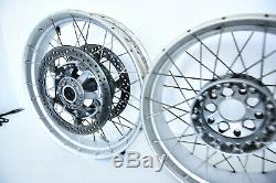 Bmw R1200gs LC 2013-2017 Adventure K51 K50 Jantes À Rayons, Jantes Felgen Ruote Rotor