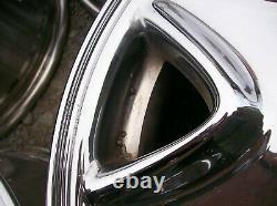 Cadillac Eldrorado Deville Seville Oem 16 X 7 Chrome 7 Sommes De Roues De Page