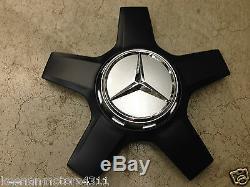 Capuchon Central À 5 rayons D'origine Mercedes Benz Cla Gla Classe C117 Amg 18