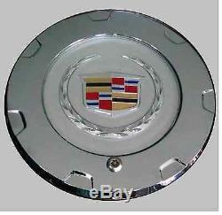 Capuchons De Centre Oem Cadillac Escalade Avec Serrures À 7 Rayons (centercaplocks. Com)