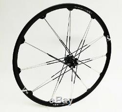 Crankbrothers Cobalt 2 XC 27,5 Vtt Spoke Double 15x100 X Teu Wheelset Qr 135 XD