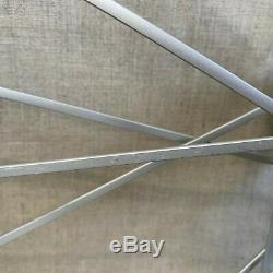 Cross Max Sl Mavic Tubeless 26 Jantes & Spokes Avant En Aluminium Set Arrière Vtt