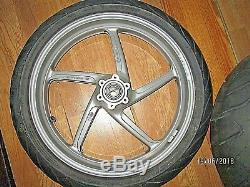 Ducati Oem Marchessinni Pneus 5 Branches St2 St3 St4 St4s Monster