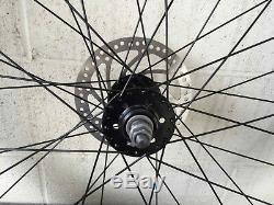 Fat Wheels 29 X 4.0 Arrière Et Avant 7 Vitesses À 36 Rayons Frein À Disque Polish