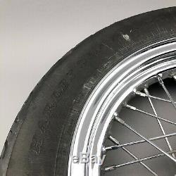 Harley-davidson Felge 16 X 3,00 + Dunlop Reifen